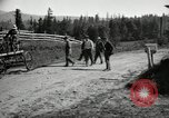 Image of tractor drawn road grader United States USA, 1930, second 38 stock footage video 65675031958