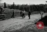 Image of tractor drawn road grader United States USA, 1930, second 39 stock footage video 65675031958