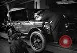Image of Assembly of Model T Fifteen Millionth car Highland Park Michigan USA, 1927, second 4 stock footage video 65675031960