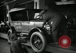 Image of Assembly of Model T Fifteen Millionth car Highland Park Michigan USA, 1927, second 5 stock footage video 65675031960