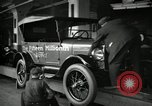 Image of Assembly of Model T Fifteen Millionth car Highland Park Michigan USA, 1927, second 7 stock footage video 65675031960