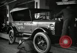 Image of Assembly of Model T Fifteen Millionth car Highland Park Michigan USA, 1927, second 9 stock footage video 65675031960