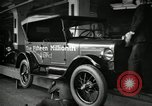 Image of Assembly of Model T Fifteen Millionth car Highland Park Michigan USA, 1927, second 12 stock footage video 65675031960