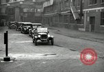 Image of Motorcade for Model T Fifteen Millionth car Highland Park Michigan USA, 1927, second 14 stock footage video 65675031961