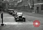Image of Motorcade for Model T Fifteen Millionth car Highland Park Michigan USA, 1927, second 15 stock footage video 65675031961