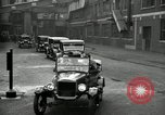 Image of Motorcade for Model T Fifteen Millionth car Highland Park Michigan USA, 1927, second 17 stock footage video 65675031961