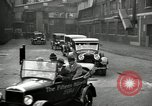 Image of Motorcade for Model T Fifteen Millionth car Highland Park Michigan USA, 1927, second 18 stock footage video 65675031961