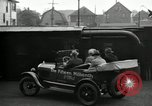 Image of Motorcade for Model T Fifteen Millionth car Highland Park Michigan USA, 1927, second 20 stock footage video 65675031961