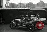 Image of Motorcade for Model T Fifteen Millionth car Highland Park Michigan USA, 1927, second 21 stock footage video 65675031961