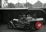 Image of Motorcade for Model T Fifteen Millionth car Highland Park Michigan USA, 1927, second 22 stock footage video 65675031961