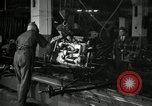Image of Motor of Model T Fifteen Millionth car Highland Park Michigan USA, 1927, second 21 stock footage video 65675031964