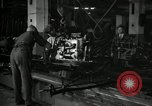 Image of Motor of Model T Fifteen Millionth car Highland Park Michigan USA, 1927, second 23 stock footage video 65675031964
