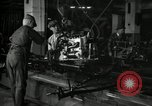 Image of Motor of Model T Fifteen Millionth car Highland Park Michigan USA, 1927, second 29 stock footage video 65675031964