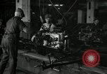 Image of Motor of Model T Fifteen Millionth car Highland Park Michigan USA, 1927, second 31 stock footage video 65675031964