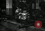 Image of Motor of Model T Fifteen Millionth car Highland Park Michigan USA, 1927, second 33 stock footage video 65675031964