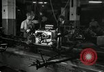 Image of Motor of Model T Fifteen Millionth car Highland Park Michigan USA, 1927, second 36 stock footage video 65675031964