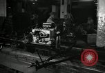 Image of Motor of Model T Fifteen Millionth car Highland Park Michigan USA, 1927, second 40 stock footage video 65675031964