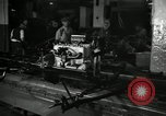 Image of Motor of Model T Fifteen Millionth car Highland Park Michigan USA, 1927, second 42 stock footage video 65675031964