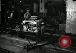 Image of Motor of Model T Fifteen Millionth car Highland Park Michigan USA, 1927, second 43 stock footage video 65675031964