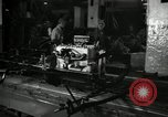 Image of Motor of Model T Fifteen Millionth car Highland Park Michigan USA, 1927, second 45 stock footage video 65675031964