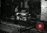 Image of Motor of Model T Fifteen Millionth car Highland Park Michigan USA, 1927, second 46 stock footage video 65675031964