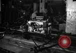 Image of Motor of Model T Fifteen Millionth car Highland Park Michigan USA, 1927, second 47 stock footage video 65675031964