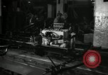 Image of Motor of Model T Fifteen Millionth car Highland Park Michigan USA, 1927, second 48 stock footage video 65675031964
