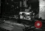 Image of Motor of Model T Fifteen Millionth car Highland Park Michigan USA, 1927, second 51 stock footage video 65675031964