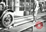 Image of Chassis of Model T Fifteen Millionth car Highland Park Michigan USA, 1927, second 2 stock footage video 65675031965