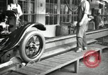 Image of Chassis of Model T Fifteen Millionth car Highland Park Michigan USA, 1927, second 3 stock footage video 65675031965