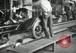 Image of Chassis of Model T Fifteen Millionth car Highland Park Michigan USA, 1927, second 5 stock footage video 65675031965