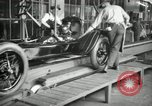 Image of Chassis of Model T Fifteen Millionth car Highland Park Michigan USA, 1927, second 7 stock footage video 65675031965