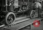 Image of Chassis of Model T Fifteen Millionth car Highland Park Michigan USA, 1927, second 9 stock footage video 65675031965