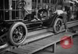 Image of Chassis of Model T Fifteen Millionth car Highland Park Michigan USA, 1927, second 12 stock footage video 65675031965