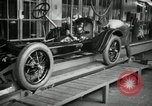Image of Chassis of Model T Fifteen Millionth car Highland Park Michigan USA, 1927, second 13 stock footage video 65675031965