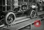 Image of Chassis of Model T Fifteen Millionth car Highland Park Michigan USA, 1927, second 14 stock footage video 65675031965