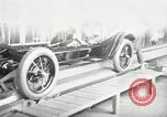 Image of Chassis of Model T Fifteen Millionth car Highland Park Michigan USA, 1927, second 15 stock footage video 65675031965