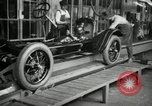 Image of Chassis of Model T Fifteen Millionth car Highland Park Michigan USA, 1927, second 16 stock footage video 65675031965