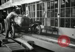 Image of Chassis of Model T Fifteen Millionth car Highland Park Michigan USA, 1927, second 17 stock footage video 65675031965
