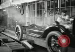 Image of Chassis of Model T Fifteen Millionth car Highland Park Michigan USA, 1927, second 23 stock footage video 65675031965