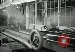 Image of Chassis of Model T Fifteen Millionth car Highland Park Michigan USA, 1927, second 24 stock footage video 65675031965
