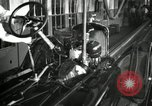 Image of Chassis of Model T Fifteen Millionth car Highland Park Michigan USA, 1927, second 47 stock footage video 65675031965