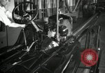 Image of Chassis of Model T Fifteen Millionth car Highland Park Michigan USA, 1927, second 50 stock footage video 65675031965
