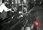 Image of Chassis of Model T Fifteen Millionth car Highland Park Michigan USA, 1927, second 53 stock footage video 65675031965