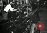 Image of Chassis of Model T Fifteen Millionth car Highland Park Michigan USA, 1927, second 54 stock footage video 65675031965