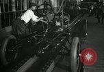 Image of Chassis of Model T Fifteen Millionth car Highland Park Michigan USA, 1927, second 55 stock footage video 65675031965