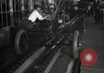 Image of Chassis of Model T Fifteen Millionth car Highland Park Michigan USA, 1927, second 56 stock footage video 65675031965