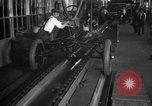 Image of Chassis of Model T Fifteen Millionth car Highland Park Michigan USA, 1927, second 57 stock footage video 65675031965
