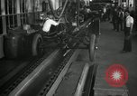Image of Chassis of Model T Fifteen Millionth car Highland Park Michigan USA, 1927, second 58 stock footage video 65675031965