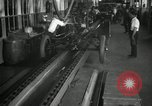 Image of Chassis of Model T Fifteen Millionth car Highland Park Michigan USA, 1927, second 59 stock footage video 65675031965
